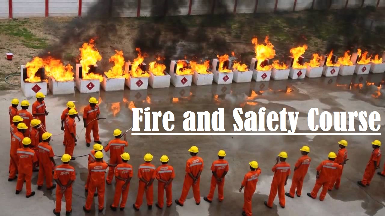 Fire and Safety Courses, Vocational Courses, Fireman Course